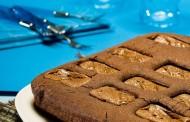 Φτιάξτε ονειρεμένο Κέικ γεμιστό με σοκολάτες Mars