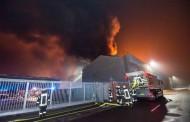 Μεγάλη πυρκαγιά στο Magdeburg – Προειδοποίηση να κλείσουν τα παράθυρα οι κάτοικοι