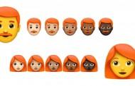Σύντομα διαθέσιμα και Emoji's με … κόκκινα μαλλιά!