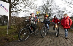 Γερμανία: Φροντίστε να κυκλοφορούν τα παιδιά σας με ασφάλεια στο δρόμο