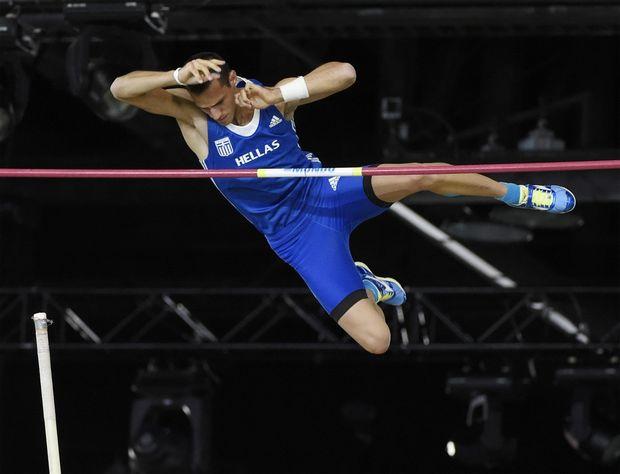 Στίβος: Στα 5,60μ. ο Φιλιππίδης στο Βερολίνο - Κατέλαβε την 4η θέση!