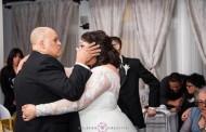 Καρκινοπαθής μπαμπάς πρόλαβε να δει την κόρη του νύφη χάρη στη γενναιοδωρία των ξένων