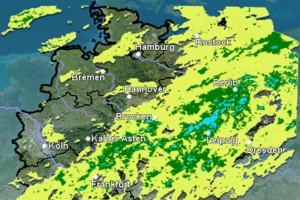 Γερμανία: Έρχονται Τυφώνες και Καταιγίδες!