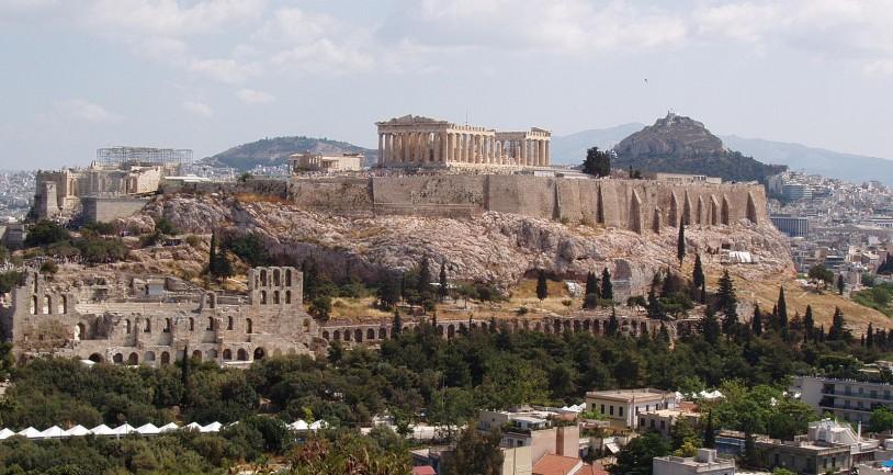 Η Ακρόπολη ψηφίστηκε ως το Ομορφότερο κτίριο του κόσμου!
