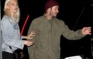 David Βeckham: Μεθυσμένος και ατημέλητος παρέα με δίμετρη καλλονή