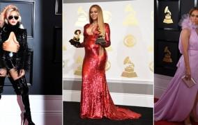 Grammy Awards 2017: Η «αγνώριστη» Γκάγκα, η εγκυμονούσα Μπιγιόνσε και μια JLo «φωτιά»