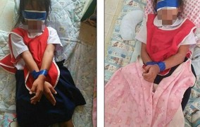 Δασκάλες φίμωσαν και έδεσαν 5χρονα κορίτσια γιατί... αντέγραψαν!