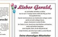 Γερμανία: Απίστευτη αγγελία! Πως αποχαιρέτησαν οι νοσοκομειακοί υπάλληλοι τον απερχόμενο προϊστάμενό τους