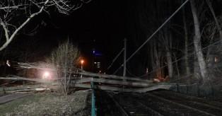 Κύμα κακοκαιρίας σάρωσε τη Γερμανία - Πεσμένα δέντρα, σταματημένα τρένα και αρκετοί τραυματίες