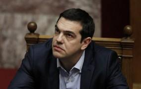 Ο Τσίπρας είπε πως η Ελλάδα δεν είναι πια η χώρα της καρπαζιάς και επιτέθηκε στον Μητσοτάκη με γερμανική λέξη