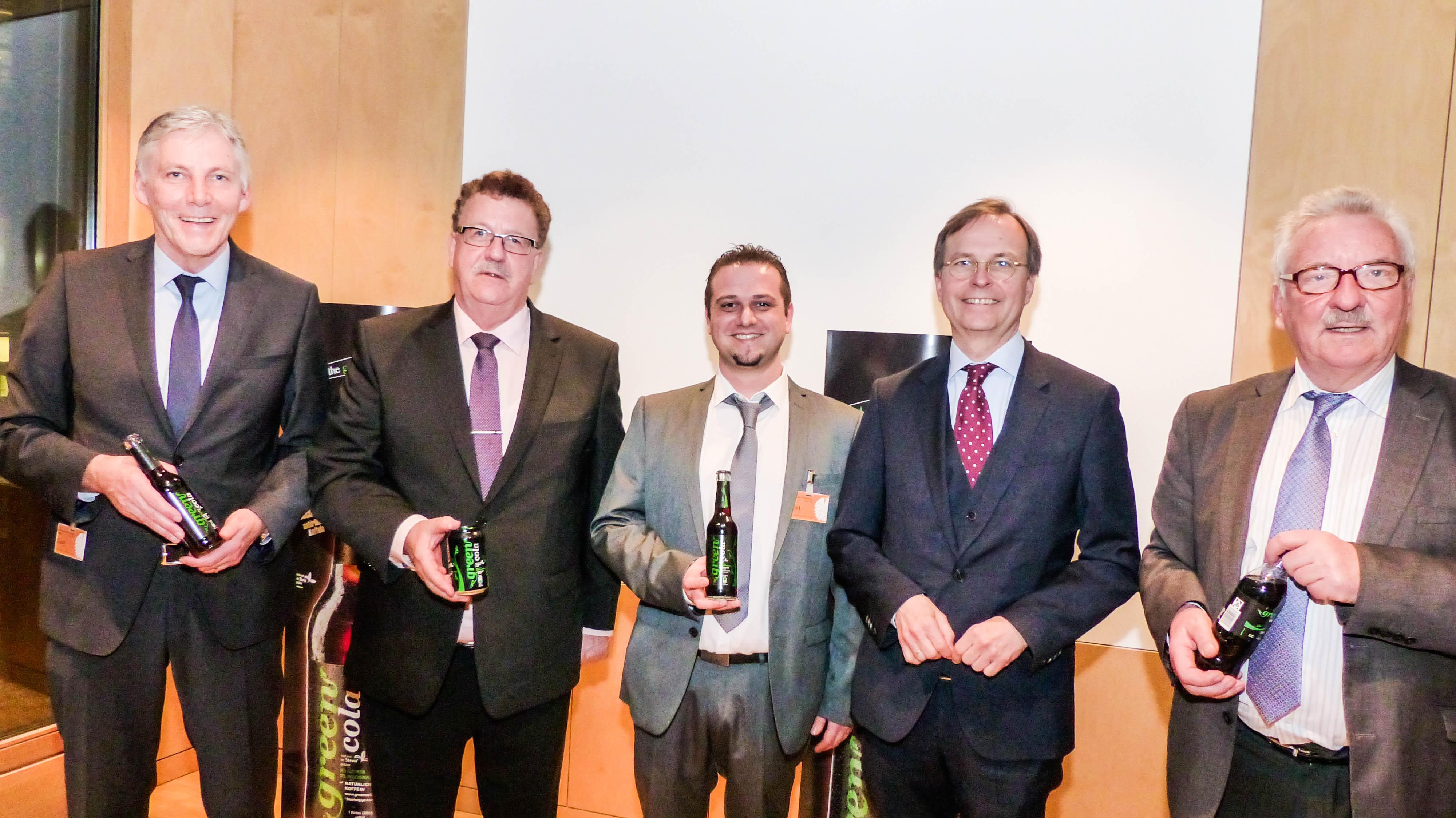 Helmut Riegger+Hans Joachim Fuchtel+Leonidas Stoikos+Thomas Rachel+Jürgen Klimke-2