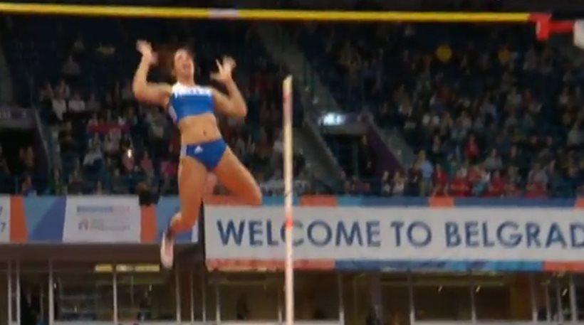 Χρυσή η Κατερίνα Στεφανίδη στο Ευρωπαϊκό Πρωτάθλημα Στίβου!