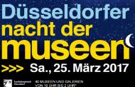 Απόψε είναι η «Νύχτα των Μουσείων» στο Düsseldorf