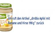Γερμανία: Προσοχή! Ανάκληση βρεφικής τροφής BIO-BABYBREI