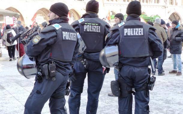 Γερμανία: Συνελήφθη υπολοχαγός με την υποψία ότι ετοίμαζε τρομοκρατικό χτύπημα