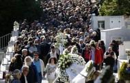 Στάθης Ψάλτης, το τελευταίο χειροκρότημα – Πλήθος κόσμου στην κηδεία του