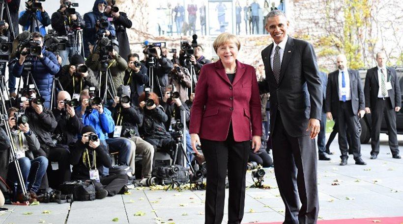 Γερμανία: «Guest star» ο Ομπάμα στον τελικό Άιντραχτ-Ντόρτμουντ στο Βερολίνο!
