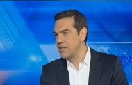 Τσίπρας στον ΑΝΤ1: Θα ψηφίσουμε τα μέτρα για να πάρουμε λύση για το χρέος