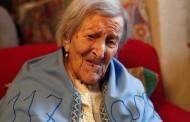 Πέθανε στα 117 της η Έμα Μοράνο, η γηραιότερη Ευρωπαία γυναίκα