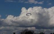 Μυστηριώδες φυσικό φαινόμενο στον ουρανό του Düsseldorf