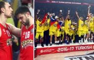 Πρωταθλήτρια Ευρώπης για πρώτη φορά η Φενέρ: Νίκησε 80-64 τον κουρασμένο Ολυμπιακό