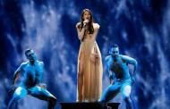 Eurovision: Ελαμψε η Demy ανάμεσα σε σταγόνες βροχής και αστέρια