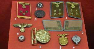 Τεράστια συλλογή ναζιστικών αντικειμένων βρέθηκε στην Αργεντινή