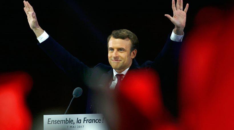 Γαλλικές εκλογές: Νίκησε, αλλά δεν θριάμβευσε ο Μακρόν στη «σκιά» της αποχής-ρεκόρ