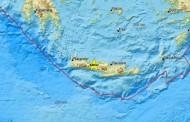 Σεισμός τεσσάρων Ρίχτερ ταρακούνησε την Κρήτη