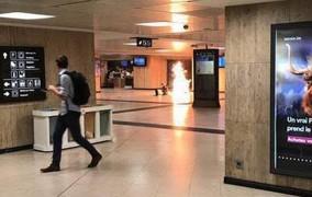 Βρυξέλλες: Ο βομβιστής φώναξε «ο Αλλάχ είναι μεγάλος» πριν τον εξουδετερώσουν