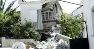 Η Λέσβος απομακρύνθηκε 4,4 εκατοστά από τη Χίο μετά τον σεισμό των 6,3 Ρίχτερ