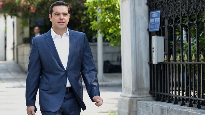 Διάγγελμα Τσίπρα για το Eurogroup: Οριστικό τέλος των Μνημονίων τον Αύγουστο του 2018 (vid)