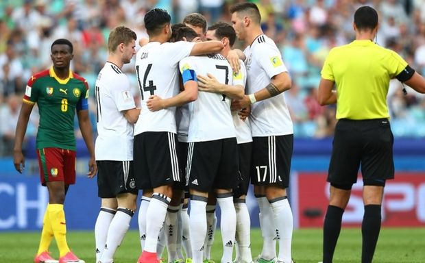 Confederations Cup 2017: Πρόκριση για Γερμανία και Χιλή