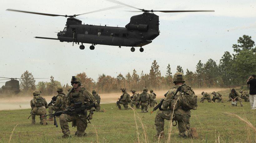 ΗΠΑ: Στέλνουν στρατό στο Αφγανιστάν - Επιστρέφουν με την αποστολή 4000 στρατιωτών!