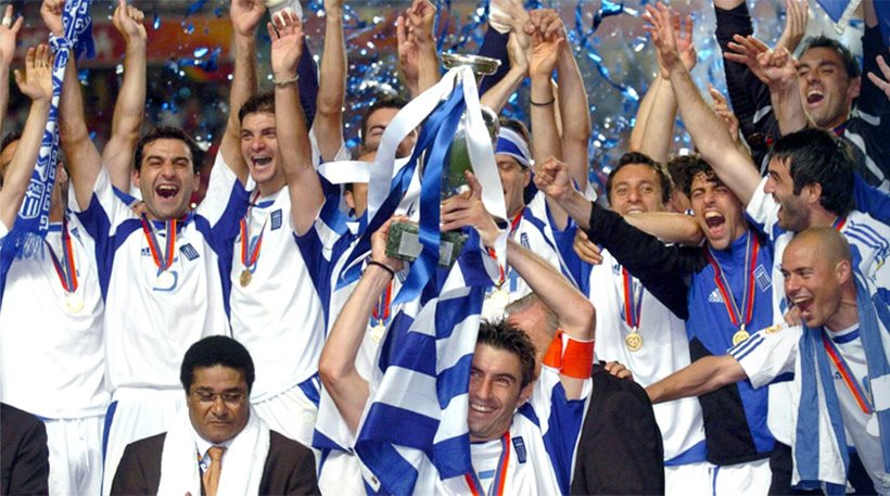 Euro 2004: Σαν σήμερα η Ελλάδα έφτανε στην κορυφή της Ευρώπης