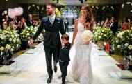 Ο λαμπερός γάμος του Λιονέλ Μέσι με την πρώτη του αγάπη