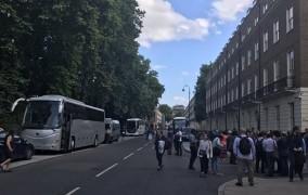 Alert: Εκκενώθηκε το Βρετανικό Μουσείο για «ζήτημα ασφαλείας»
