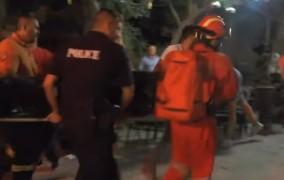 Συγκλονιστικό βίντεο: Η στιγμή που βρίσκουν τα θύματα στα συντρίμμια του μοιραίου μπαρ