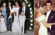 Σάκης Ρουβάς- Κάτια Ζυγούλη: Ενας γάμος, σαν παραμύθι...