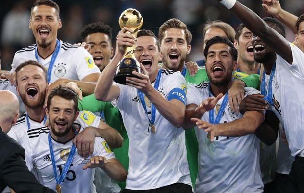 Κατέκτησε το Confederations Cup η Γερμανία