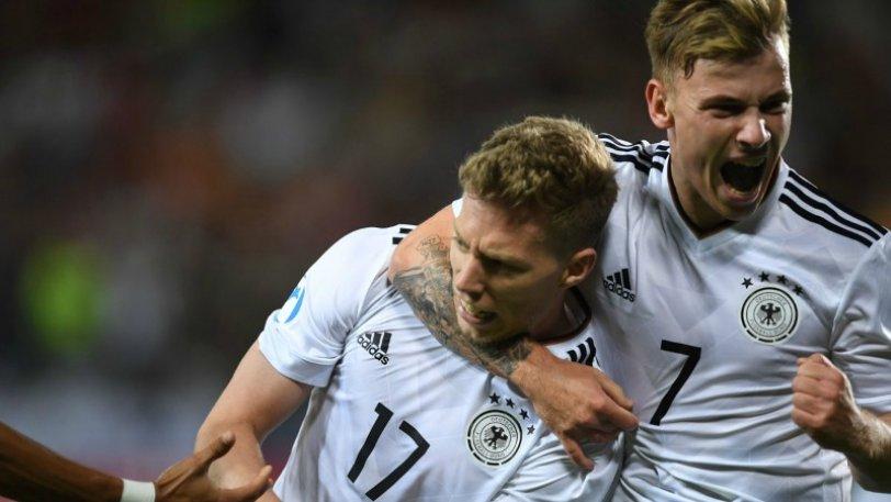 Πρωταθλήτρια Ευρώπης η Γερμανία -Κ-21-