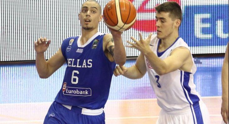 Η Εθνική Νέων Ανδρών Ελλάδας κέρδισε με 86-77 τη Γερμανία για το Ευρωμπάσκετ