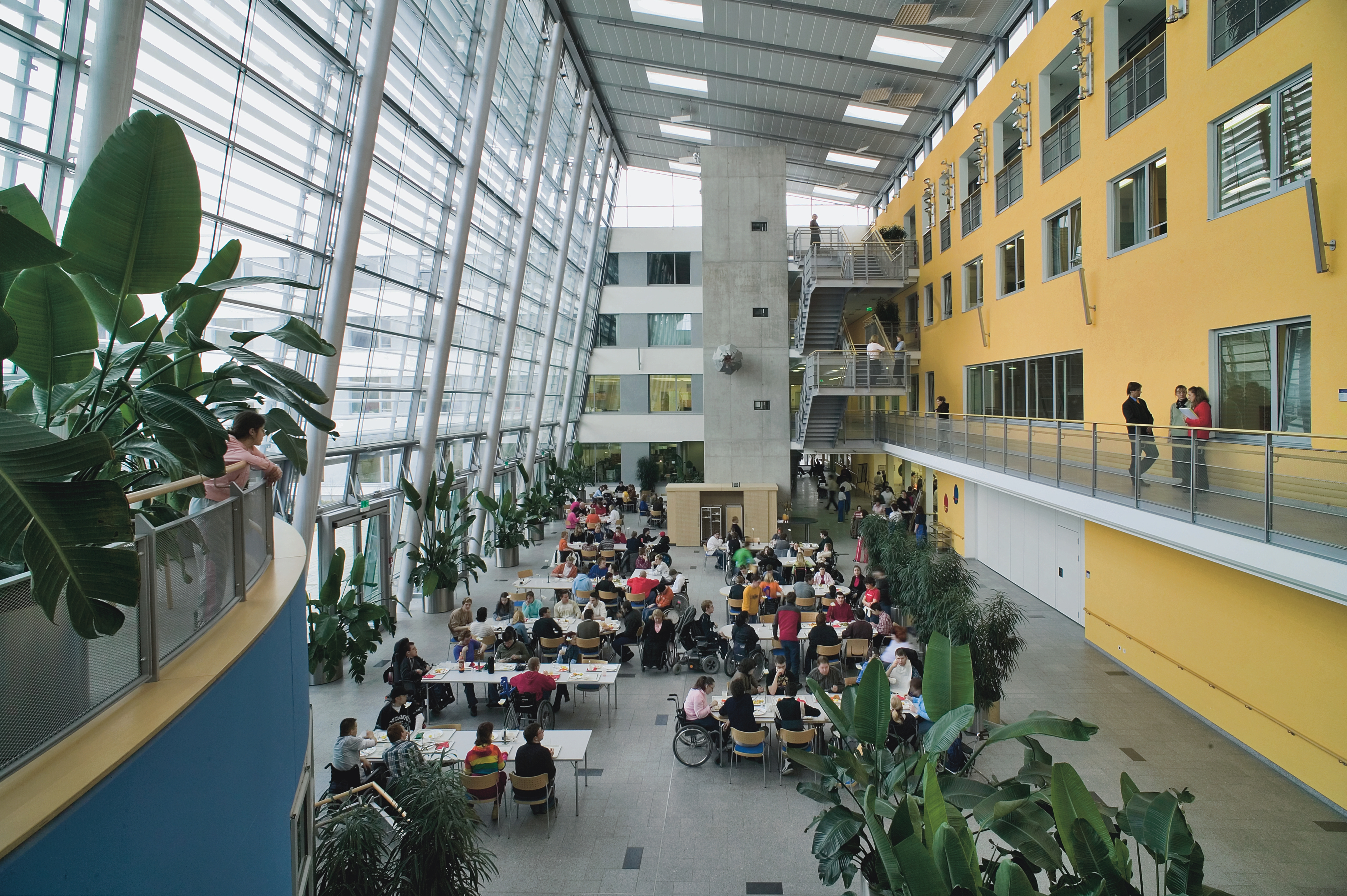 ICP-Halle