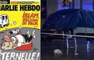 Πρωτοσέλιδο-«φωτιά» από το Charlie Hebdo: «Ισλάμ, θρησκεία της αιώνιας ειρήνης»