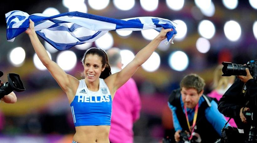 Στεφανίδη: «Ευχαριστώ την Ελλάδα που έμεινε και πάλι ξύπνια»