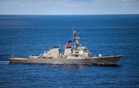 Συγκρούστηκε αμερικανικό αντιτορπιλικό με δεξαμενόπλοιο - Δέκα αγνοούμενοι