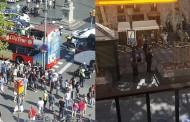 Διπλή τρομοκρατική επίθεση στη Βαρκελώνη: Βαν έπεσε πάνω σε πλήθος - Ομηρία σε εστιατόριο