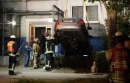 Berlin: Μπέρδεψε το γκάζι με το φρένο – Αυτοκίνητο έπεσε σε τοίχο