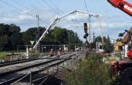 Στουτγάρδη: Κλειστή μέχρι τον Οκτώβριο η γραμμή του Rheintalbahn