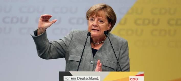 Μέρκελ προς Γερμανούς: